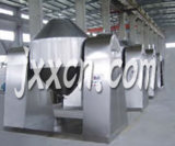 Secador rotativo de vácuo de duplo cone para material químico