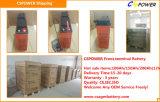 12V150ah adelgazan precio de fábrica de la batería de la batería VRLA del gel