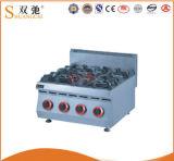 Газовая плита Buener газовой плиты нового типа 2016 коммерчески портативная