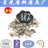 セメント企業のためのロータリーキルンのか焼されたボーキサイト87%