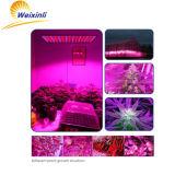 wachsen schaltbares volles Spektrum-Panel LED der Gemüseblüten-45W Licht