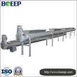 Waste Water Treatment Sludge Conveying Screw Conveyer