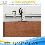 ガラス引き戸のハードウェア: ステンレス鋼キット