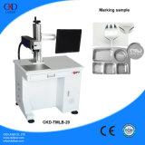 Macchina acquaforte del laser della fibra 20watt per stampa di marchio