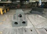 Defensas cuadradas de goma de la defensa redonda cuadrada del orificio