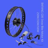 Fahrrad-/Ebike-Installationssatz Berufsdes hersteller-250W-750W Bafang Naben-Bewegungsfetter des Gummireifen-E
