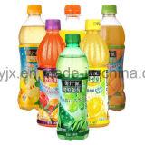 [500مل] آليّة يعبّأ عصير آلة
