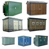 Ybw-12 삼상 저축 에너지 (유럽어) Prefabricated 상자 유형 변전소