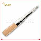 La qualità superiore incide l'apri di lettera del metallo con legno
