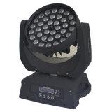 LED-bewegliches Summen-Wäsche-Licht 36X12W RGBWA UV