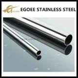 Tubo dell'acciaio inossidabile SS304 316 del fornitore della Cina