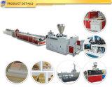 De het meest-efficiënte Plastic Lijn van de Uitdrijving van het Profiel van pvc van de Machine van de Extruder Houten Plastic