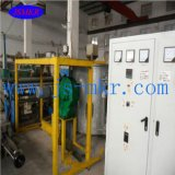 Используемая печь индукции частоты средства 0.15ton для плавя утюга и стали