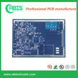 PCB de 2 camadas com certificado UL e máscara de solda azul