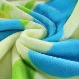Coperta calda del visone della peluche della fabbrica con il breve grippaggio della peluche