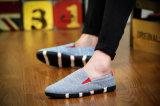 Form-Gewebe-flache Mann-Schuhe (NX 448)
