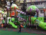 Спортивная площадка парка атракционов скольжения малышей пластичная (YL24487)