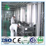 Ligne pasteurisée de pointe matériels/lait de production laitière faisant la machine
