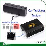 voor Toegangsbeheer/Vergunning van de Bestuurder van de Taxi/Benzinestation 3 de Lezer van de Magnetische Kaart van Ttl van Sporen
