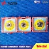 Gicleur cimenté élevé de carbure de tungstène de résistance à l'usure d'usine de la Chine