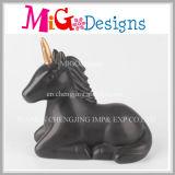 De Ceramische Spaarpot van uitstekende kwaliteit van de Eenhoorn Voor Giften