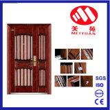 Дверь Exterior&Inetrior обеспеченностью средней восточной страны популярная стальная