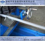 Single-Wall Plastikgewölbte Schlauch-Strangpresßling-Maschine