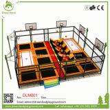 中国の販売のための商業使用された屋内運動場装置