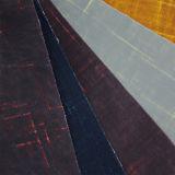 Kunstleder van pvc van Diverse Kleur Elastische Pu van de schuring het Bestand voor Meubilair