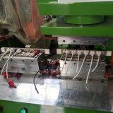 Machine en plastique de moulage par injection pour la fiche en plastique