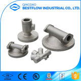Pièces professionnelles personnalisées par qualité, pièces de bâti de zinc, pièces de bâti de précision