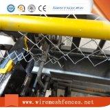 Volle automatische Kettenlink-Zaun-Hochgeschwindigkeitsmaschine