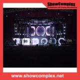 Panneau de location polychrome d'intérieur mince d'Afficheur LED pour des événements
