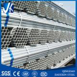 Manufaktur Q235 galvanisierte geschweißtes Kohlenstoff-rundes Stahlrohr