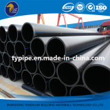 Трубопровод пластмассы полиэтилена высокой плотности воды высокого качества