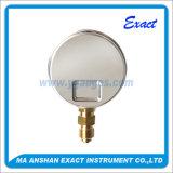Calibre de pressão da prova da Calibrar-Corrosão da pressão da Calibrar-Caldeira da pressão do vapor