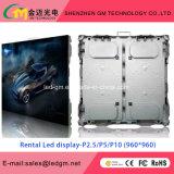 P6屋外の使用料LEDスクリーン576 x 576mm P6 HDの屋外の使用料のLED表示