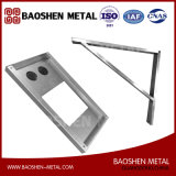 中国の製造者からのシート・メタルの製造の機械装置部品の高品質のクラフト