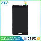 Samsungのノート4 LCDスクリーンのための携帯電話LCD