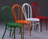 ヨーロッパ型のThonet様式の家具のウィーンの屋外の金属の椅子の喫茶店のレストランの家具