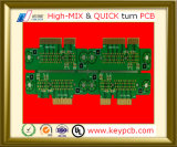 Sistema de seguimiento rígido de Forgps de la tarjeta del PWB del prototipo de la tarjeta de circuitos impresos de la flexión de múltiples capas de la electrónica del OEM 2-28