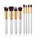 Wholesales 8 Reeksen van de Borstel van de Make-up van de Reis van de Kwaliteit van PCs Populaire Beste Professionele