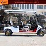 ゴルフコースのためのカスタマイズされたSeaterの4つの電気手段の電気ゴルフカート