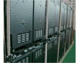 indicador de diodo emissor de luz video do gabinete de parede P6.67 do diodo emissor de luz de 960*960mm ao ar livre