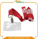 Lanière de détenteur de carte d'identification de clip de sûreté de mode
