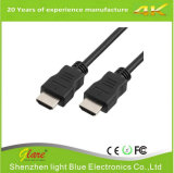 Поддержка кабеля PS3 снабжения жилищем HDMI металла