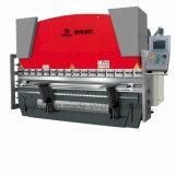 We67k 800t/6000 verdoppeln elektrohydraulische CNC-verbiegende Servomaschine