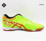 Chaussures du football avec la DM et le Microfiber