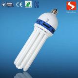 Bulbos energy-saving 4u 30W~85W da forma reta de U