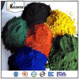 Grado Cosmético óxido de cromo verde Pigmento Fabricante